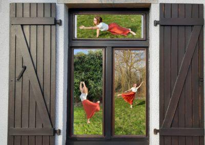 Fenêtres sur la danse