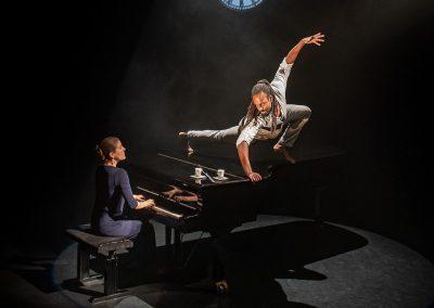 """""""Entre Temps"""" – Concert Danse – Elodie Vignon et Nono Battesti"""