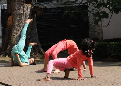 Dance @ home (with kids) : breakdance, capoeira, danse orientale