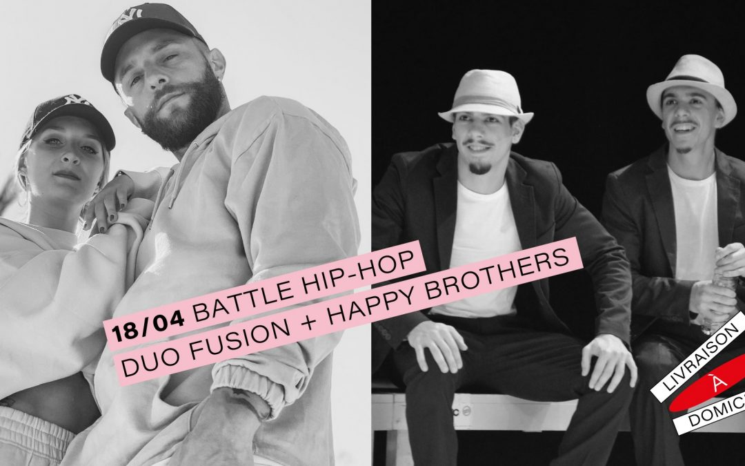 La Battle Happy Brothers x Duo Fusion