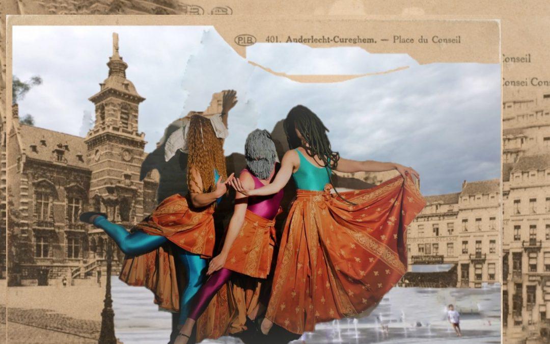 performance danse bruxelles