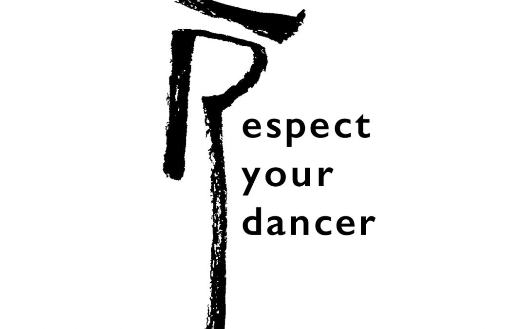 Respect your dancer